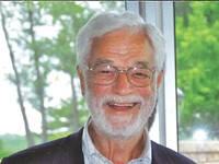 Civic leader Tom Frey has died