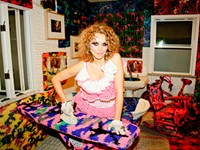WALL\THERAPY brings crochet artist Olek to Rochester