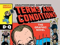 "LITERATURE | R. Sikoryak's ""Terms and Conditions"""