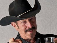 Kinky Friedman rises once again