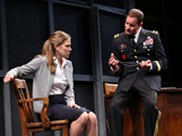 Theater review: 'Other Than Honorable' at Geva