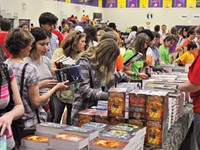SPECIAL EVENT | Greater Rochester Teen Book Festival