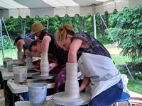 "FESTIVAL | ""Western New York Pottery Fest"""