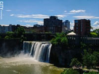 A green vision for the High Falls district