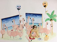 Bradd Addison Young's surreal summer