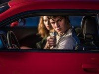 Film review: 'Baby Driver'