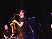 Jazz Fest 2017, Day 9: Ron reviews Donny McCaslin, Matthew Stevens Trio, and Benny Green