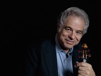 Itzhak Perlman returns to Rochester for a cinema serenade