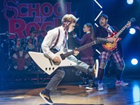 Theater review: 'School of Rock' at RBTL