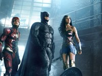 Film review: 'Justice League'