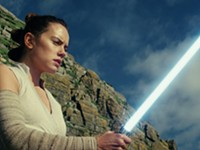 Film review: 'Star Wars: The Last Jedi'