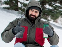 A grown-up's guide to sledding