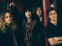 The Struts do glam rock tougher