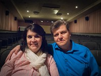 Bonus features: Meet the Cinema Theater's new owners