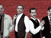 Theater review: 'Glengarry Glen Ross' at Blackfriars