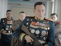 Interview: Jason Isaacs on subversive comedy 'The Death of Stalin'