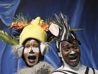 KIDS/THEATER   'Madagascar: A Musical Adventure'