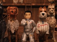 Film preview: 'Isle of Dogs'