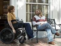 Film review: 'Don't Worry, He Won't Get Far on Foot'