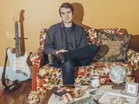 Fresh Cut: 'Negative Space' by Ben Morey