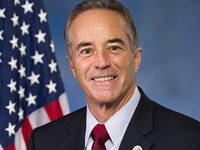 Congressman Chris Collins suspends re-election campaign