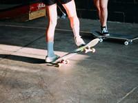 Skatepark workshop is Wednesday