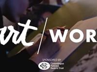Art/WORK Episode 8: Caitlin Yarsky