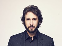 Interview: Josh Groban