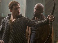 Film review: 'Robin Hood'