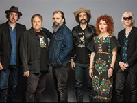 ROOTS ROCK | Steve Earle & The Dukes