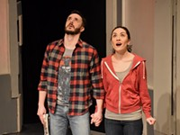 Theater review: 'Ordinary Days'
