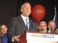 Bello is running for county exec