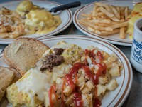Diner series: Mt. Hope Diner