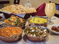 Unique Indian cuisine at Park Point