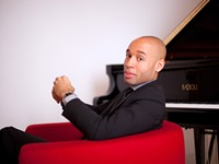 Aaron Diehl: paradox at the piano