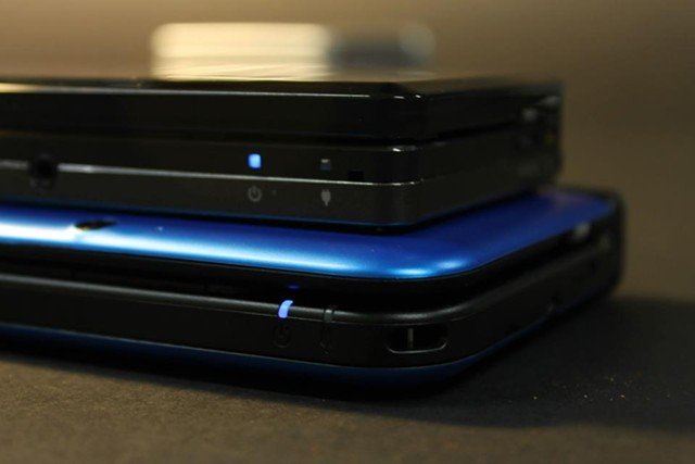 Hands on with the Nintendo 3DS XL