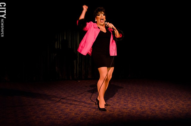 """Divas Our Way"" at Rochester Fringe"