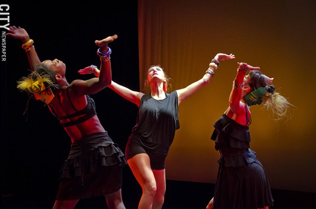 """""""Psychopomp & Pageantry"""" at Rochester Fringe"""