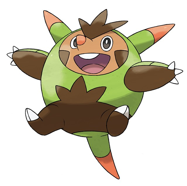 Pokemon X/Y Slideshow