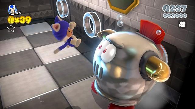 Mario 3D World