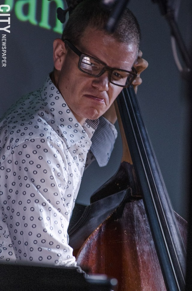 Jazz Fest 2014: The Wee Trio
