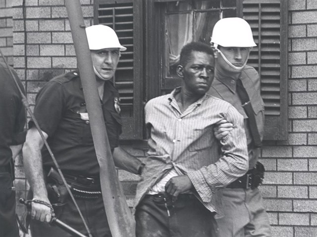 Rochester's riots of July '64