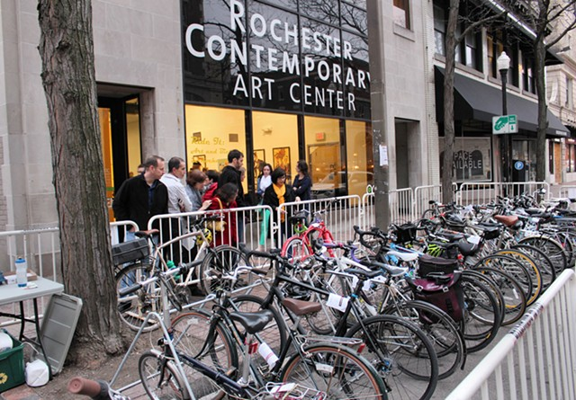 Ride It: Art and Bikes in Rochester