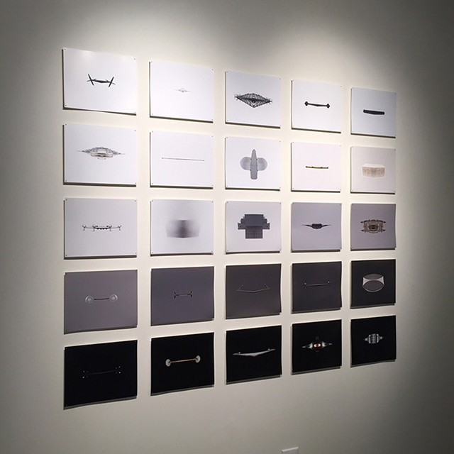 "Shane Durgee: ""Fog of Memory"" and Gallery r: ""Forces at Work"""