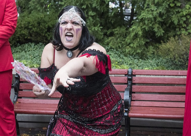 Rochester Fringe 2016: Grimms' Mad Tales