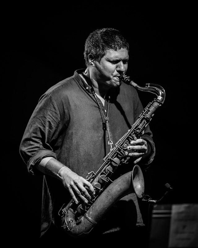 Jazz Fest 2018: Moon Hooch