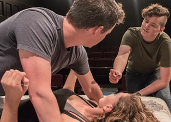 Intimacy director defines consent on stage