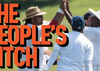 The people's pitch: Cricket and Rochester