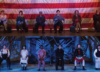 Opera review: the dark satire of Eastman Opera Theatre's fall double bill