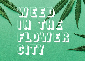 Weed in the Flower City